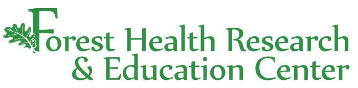 Forest Health Research & Education Center logo